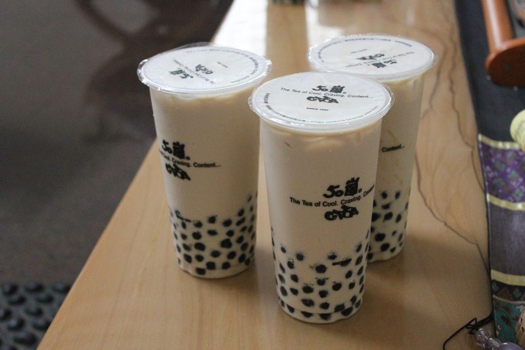 Ly Nhựa Trà Sữa HCM