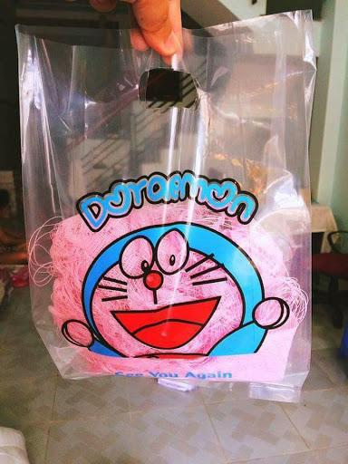 In Ấn Bao Nhựa Shop Thời Trang HCM