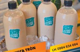 Chai Nhựa Tròn 500ML